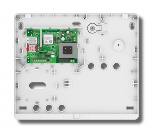 Панель охранная радиоканальная Контакт GSM-14А в корпусе под АКБ 1,2 Ач
