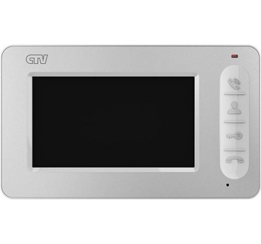 Монитор домофона цветной CTV-M400 W