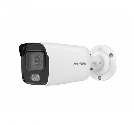 DS-2CD2047G2-LU (4mm) Уличная цилиндрическая IP-камера