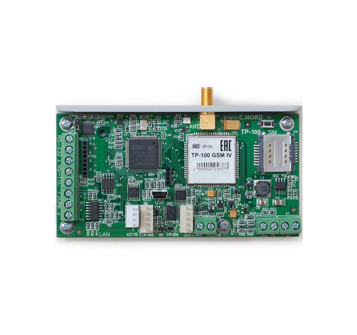 ТР-100 GSM IV Интерфейс связи