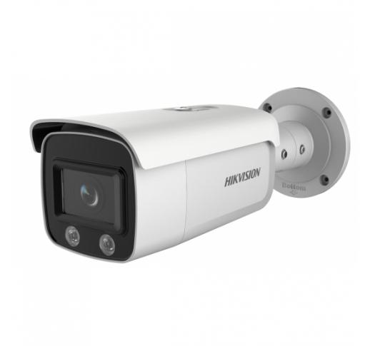 DS-2CD2T47G2-L (6mm) Уличная цилиндрическая IP-камера