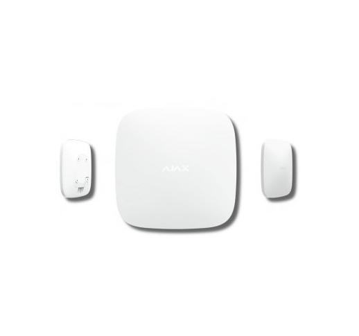 Hub Plus (white) Смарт-центр с Ethernet, Wi-Fi, 3G