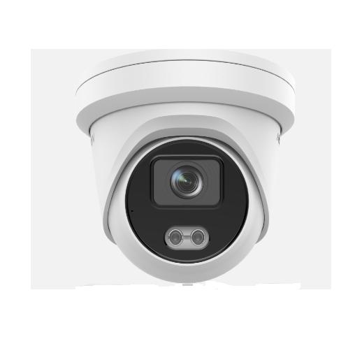 DS-2CD2347G2-LU (C) (4mm) Уличная купольная IP-камера