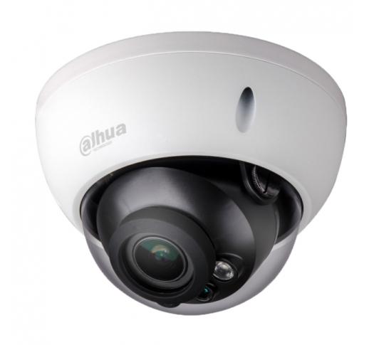 DH-HAC-HDBW2802RP-Z-DP Видеокамера HDCVI купольная мультиформатная