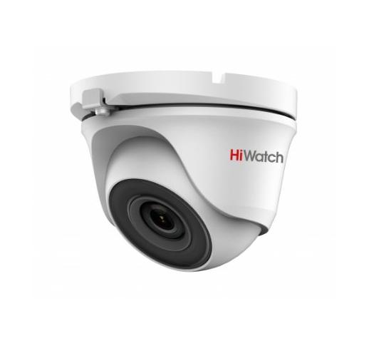 DS-T123 (3.6 mm) Уличная купольная HD-TVI камера