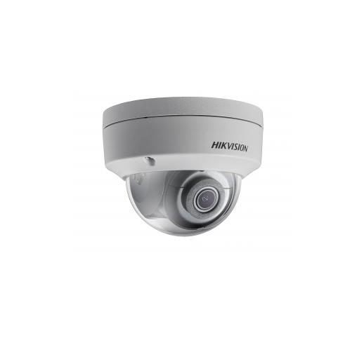 DS-2CD2123G0-IS (8mm) Уличная купольная IP-камера