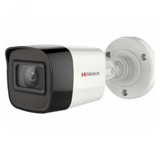 DS-T200A (2.8 mm) Уличная цилиндрическая HD-TVI камера