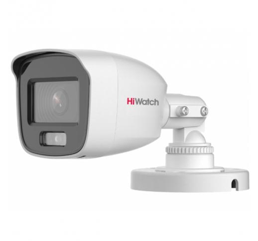 DS-T200L (2.8 mm) ColorVu Уличная цилиндрическая HD-TVI камера