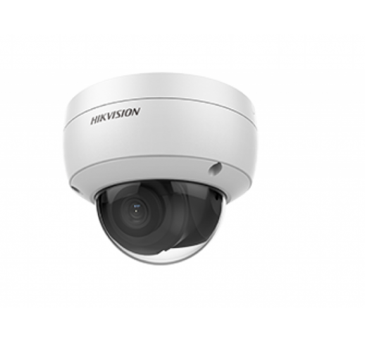 DS-2CD2123G0-IU (2.8mm) Уличная купольная IP-камера