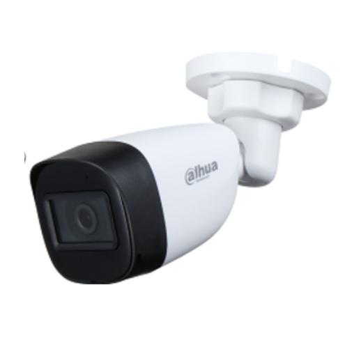 DH-HAC-HFW1500CP-0280B Уличная цилиндрическая HDCVI-видеокамера