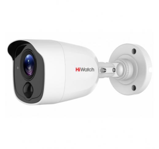 DS-T210 (B) (3.6 mm) Уличная цилиндрическая HD-TVI камера