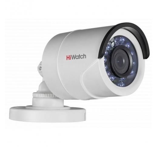DS-T200P (6 mm) Уличная цилиндрическая HD-TVI камера