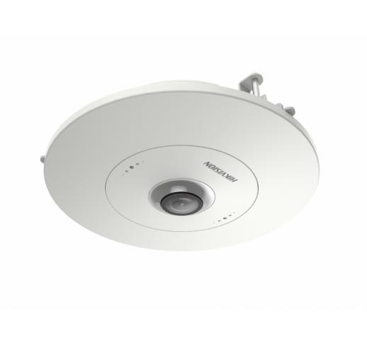 DS-2CD63C5G0E-S/RC (2mm) fisheye IP-камера с ИК-подсветкой