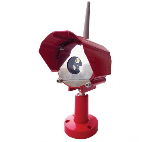 Пламя-ПРО-Ех Пламя-ПРО-Ех (ИП 330-1/2-1) Извещатель пожарный пламени инфракрасный радиоканальный взрывозащищенный