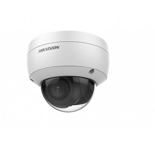 DS-2CD2123G0-IU (6mm) Уличная купольная IP-камера