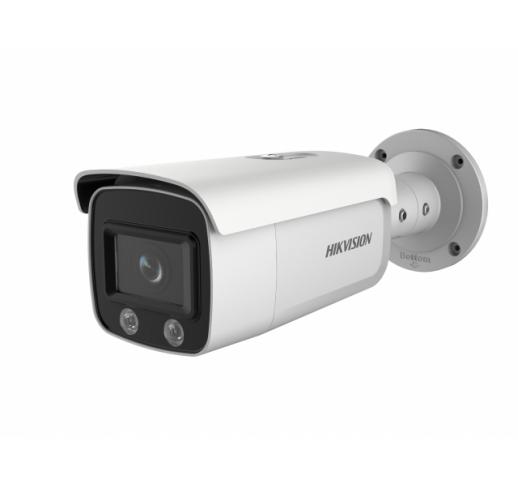 DS-2CD2T47G2-L (C) (6mm) Уличная цилиндрическая IP-камера