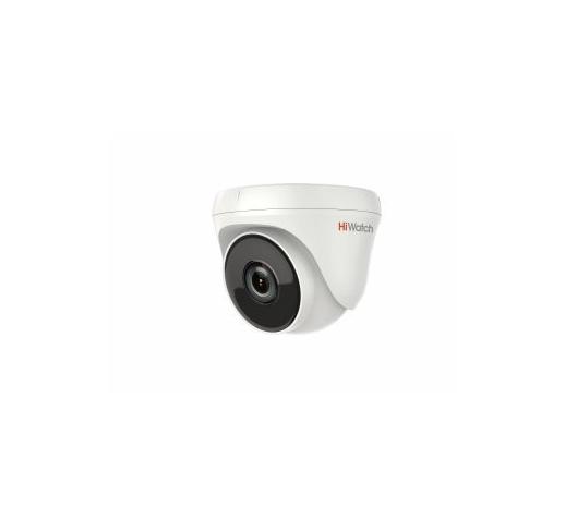 DS-T233 (3.6 mm) Внутренняя купольная HD-TVI камера