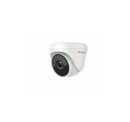 DS-T233 (6 mm) Внутренняя купольная HD-TVI камера