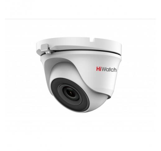 DS-T203 (B) (6 mm) Уличная купольная HD-TVI камера
