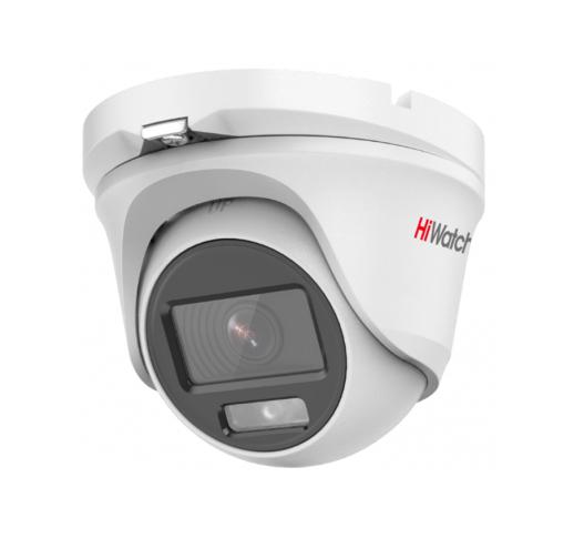 DS-T203L (3.6 mm) ColorVu Уличная купольная HD-TVI камера