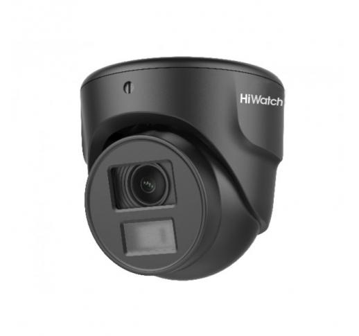 DS-T203N (2.8 mm) Уличная миниатюрная купольная HD-TVI камера