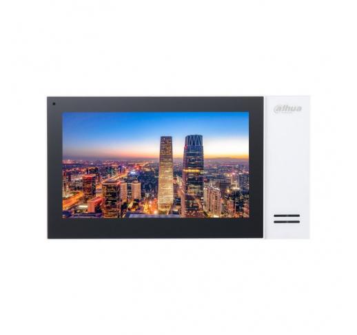 DH-VTH2421FW Монитор видеодомофона IP 7 дюймовый