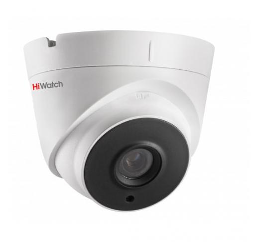 DS-T203P (6 mm) Уличная купольная HD-TVI камера