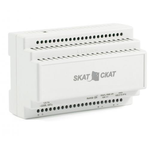 SKAT - 12-3,0-DIN Источник бесперебойного питания