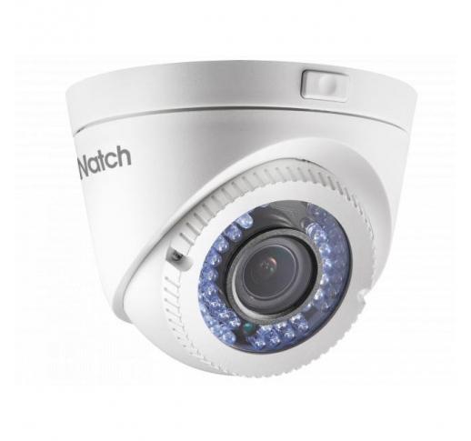 DS-T209P (2.8-12 mm) Уличная купольная HD-TVI камера