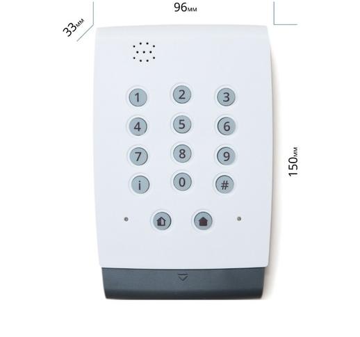 Норд GSM Air Беспроводная контрольная панель