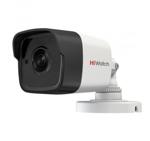 DS-T500 (B) (6 mm) Уличная цилиндрическая HD-TVI камера