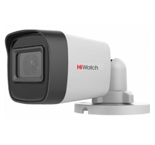 DS-T500 (С) (3.6 mm) Уличная цилиндрическая HD-TVI камера