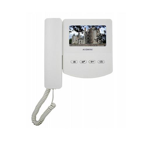 AT-VD 433C WH Видеодомофон