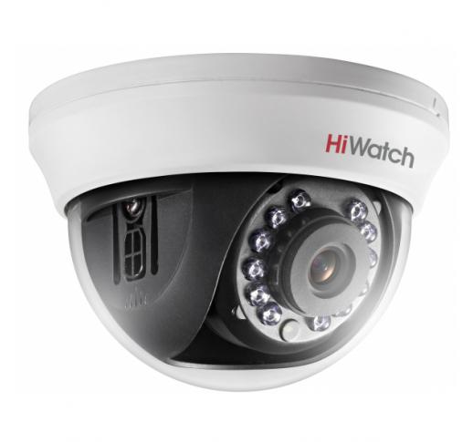 DS-T591 (C) (2.8 mm) Внутренняя купольная HD-TVI камера