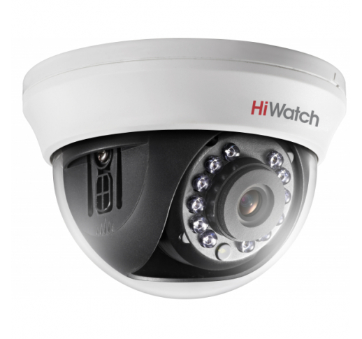 DS-T591 (C) (6 mm) Внутренняя купольная HD-TVI камера