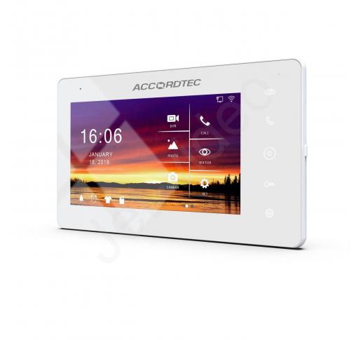 AT-VD A752C/SD WH Видеодомофон