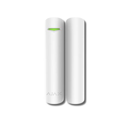 DoorProtect Plus (white) Беспроводной датчик открытия, удара и наклона