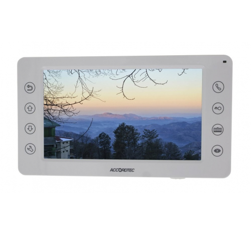 AT-VD750C/SD K EXEL WHITE Видеодомофон