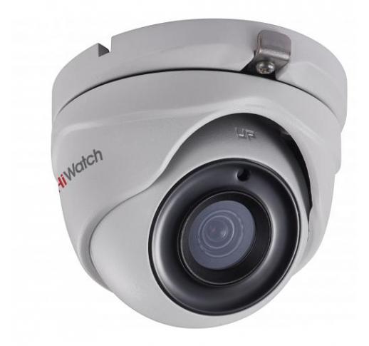 DS-T503P (B) (6 mm) Уличная HD-TVI камера