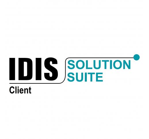 IDIS SOLUTION SUITE CLIENT Клиентское приложение