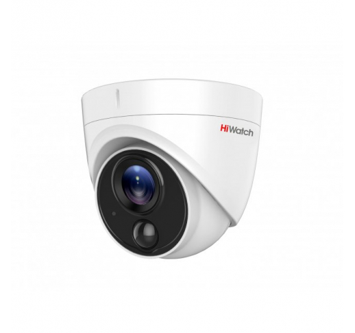 DS-T513 (3.6 mm) Уличная купольная HD-TVI камера