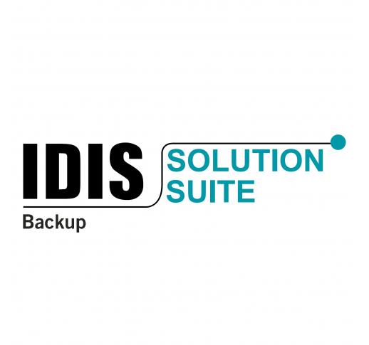 IDIS SOLUTION SUITE EXPERT BACKUP Лицензия на резервное копирование 1 канала