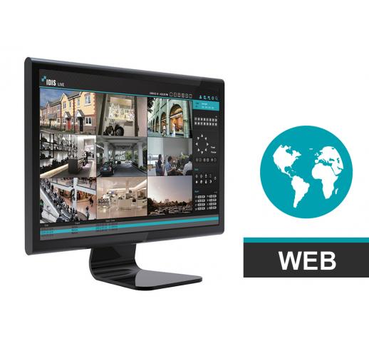 IDIS WEB Плагин для доступа к устройствам через бразуер