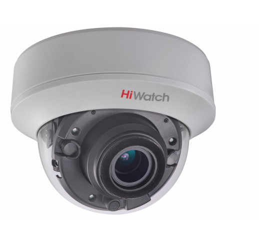 DS-T507 (C) (2.7-13.5 mm) Внутренняя купольная HD-TVI камера