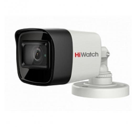 DS-T800 (3.6 mm) Уличная цилиндрическая HD-TVI камера