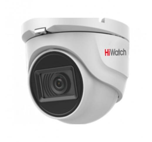 DS-T803 (3.6 mm) Уличная HD-TVI камера
