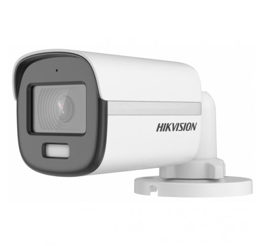 DS-2CE10DF3T-FS (3.6mm) Уличная компактная цилиндрическая HD-TVI камера