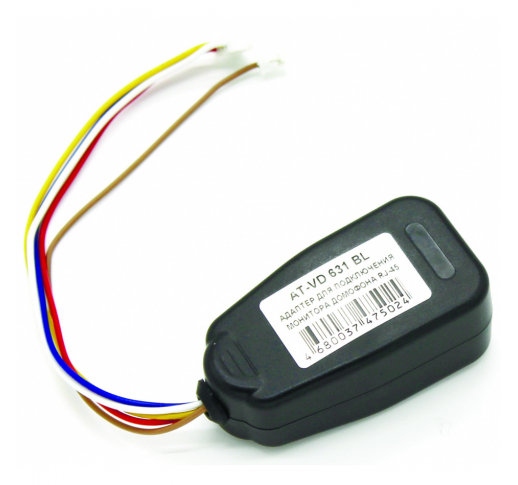 AT-VD 631 BL Адаптер подключения монитора домофона