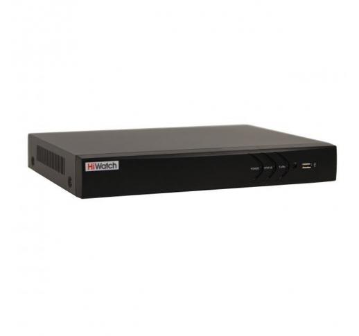 DS-H304QA (B) 4-х канальный гибридный HD-TVI регистратор