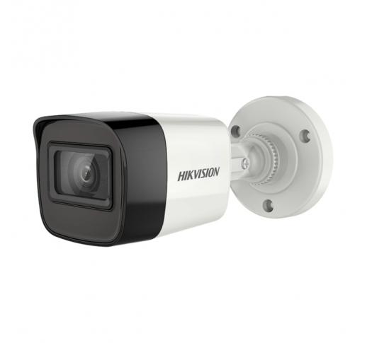 DS-2CE16D3T-ITF (6mm) Уличная компактная цилиндрическая HD-TVI камера